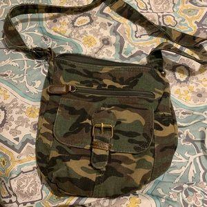 Handbags - Camouflage purse